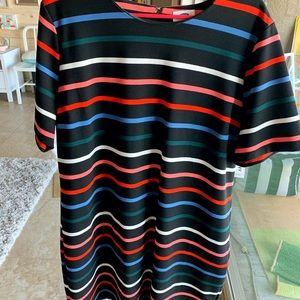NEW! Old Navy striped pullover dress.